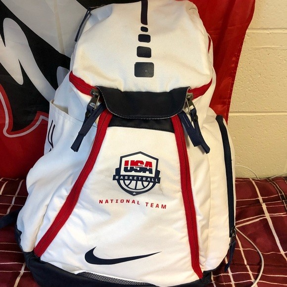 USA National Basketball Team Bookbag